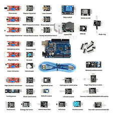LT 37 in 1 Sensor Modul Kit SET+ UNO R3 ATmega328P 100% Compatible with Arduino