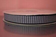 1139 Karriertes Stoffband 15mm Breite