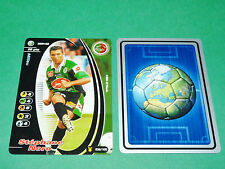 FOOTBALL CARD WIZARDS 2001-2002 STEPHANE NORO CS SEDAN ARDENNES CSSA PANINI