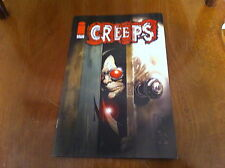 CREEPS #3 Dan Mishkin TOM MANDRAKE 2012 Horror Comic Book Scary Image Comics