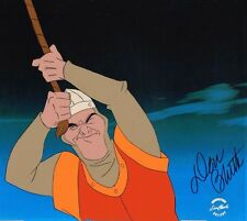 DRAGONS LAIR ~ DIRK THE DARING ~ Animation Production CEL Signed DON BLUTH!
