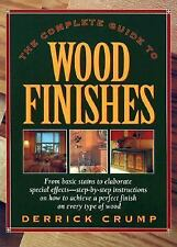 Complete Guide to Wood Finishes