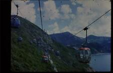 35mm Colour Slide- Cable Car System -Ocean Park- Hong Kong   1970's