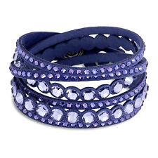Swarovski Slake Mauve Dot Bracelet 5201122
