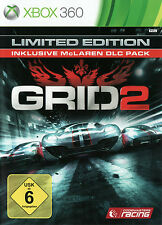 Grid 2 II-Limited edition pour xbox 360 | race driver | article neuf | allemand!