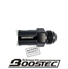 """BOOSTEC 3/8"""" Female to AN8 8AN Male Push On/Quick Connect Fuel Adapter Fitting"""