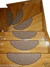 Set Carpet Stair Mat Stair Treads for Narrow Steps - made in Europe