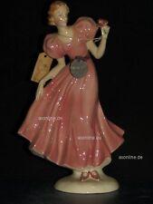 +#A012744_04 Goebel Arbeitsmuster, FF114/1, Tänzerin mit Rose, TMK1 Kronezeichen