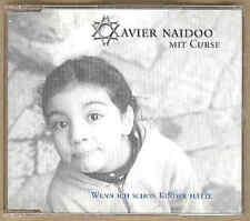 Xavier Naidoo Wenn Ich Schon Kinder Hätte Adv CD DiffPS Curse