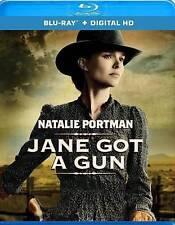 Jane Got a Gun (Blu-ray Disc, 2016) SKU 2111