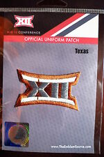 Official Licensed NCAA College Football Texas BIG 12 Conference Patch
