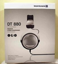 NEW Beyerdynamic DT 880 Premium 32Ohm Headphones No Amp Needed 100% RATED SELLER