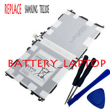 New Replace Samsung SM-P6000ZWVXAR Galaxy Note 10.1 2014 Mobile T8220E Battery-L