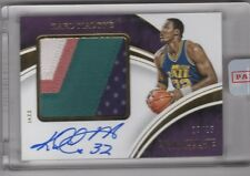 Karl Malone 2015-16 Panini Immaculate 4 Color Patch Auto #19/25 Sealed Jazz