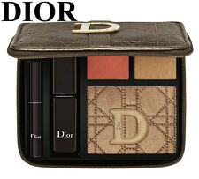 100%AUTHENTIC Exclusive DIOR BRONZE SUN COUTURE MAKEUP TRAVEL CLUTCH  SOLD-OUT