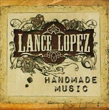 Handmade Music by Lance Lopez (CD, Nov-2011, Made in Germany)