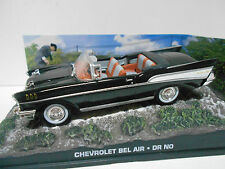 007 JAMES BOND, CHEVROLET BEL AIR DR NO 1/43