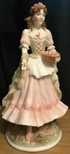 Royal Worcester The Queen Of The May Figurine Limited Edition