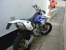 Yamaha Wr450 Yz450 De Escape Acero Inoxidable Tri Oval Slip On por Gpr hecho Italiano