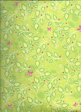 Berry Sweet LIME GARDEN 12 x 12 Scrapbook Paper - 2 Sheets