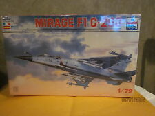 ESCI ERTL Mirage F1 C-200, 1/72 Scale, Model New in Bag w/Decals, sealed