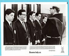 Heaven Help Us Patrick Dempsey Andrew McCarthy Kevin Dillon Film Press Photo