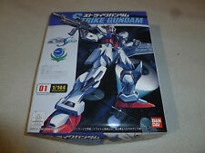 NEW IN BOX STRIKE GUNDAM FIGURE MODEL KIT MOBILE SUIT SEED 2002 BANDAI 1/144 NIB