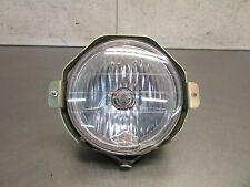G  HONDA  VTX 1800 C 2003  OEM  FRONT HEADLIGHT & NO BUCKET