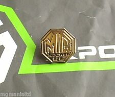 MGZR MG ZR MG Sport & Racing Xpower Lapel Badge & Velvet Pouch