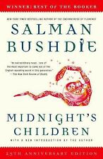 Midnight's Children by Salman Rushdie (2006, Paperback) now a movie