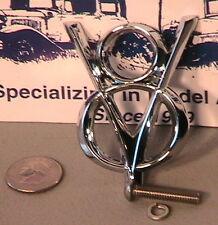 1928 1929 1930 1931 1932 Model A Ford Ratrod Streetrod 1932 V8 Emblem