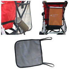 Useful Baby Stroller Accessories Carrying Bag Baby Stroller Mesh Bag A Net Bag