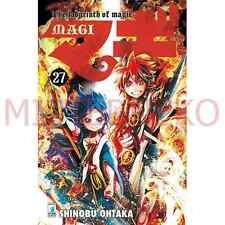 Manga - Magi - The Labyrinth Of Magic 27 - Star Comics