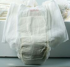 Vintage white Pull-Ups Good Nites 65-85 lbs/L bedwet Diapers 2003 goodnites