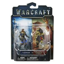 King Llane and Alliance Soldier (Warcraft) Pack of 2 Mini Figure Brand New