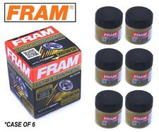 6-PACK - FRAM Ultra Synthetic Oil Filter - Top of the Line - FRAM's Best XG3614