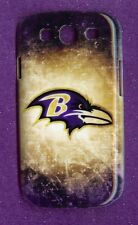 BALTIMORE RAVENS 1 Piece Glossy Case / Cover Samsung GALAXY S3 SIII (Design 3)