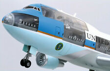 Air Force One Boeing 747-200B 1:144 Scale Airline Model Airplane Project Cutaway