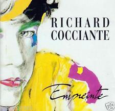 CD AUDIO.../...RICHARD COCCIANTE.../...EMPREINTE.....