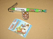 The Legends of zelda touch pen with cleaning pad DS Nintendo 2007 (Hourglass)
