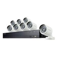 Samsung 8 Ch1080p  Security System w/1TB HDD w/8 1080p Bullet Cameras SDH-B74081