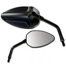 Par espejo mirrors Shark m. TÜV honda cb450 cb500 New + embalaje original!!!