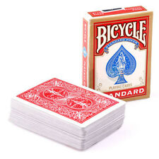 Magic Svengali Deck Bicycle Auto Standard Playing Cards Sealed Poker Force Trick