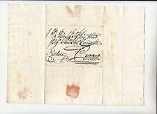 1769 STATO CHIESA lettera ROMA-PONZANO ROMANO-t.SECCO PROCACCIA-f322