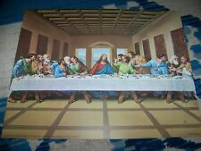 THE LAST SUPPER, BLESSING, GOD, JESUS,  8X10   POSTER