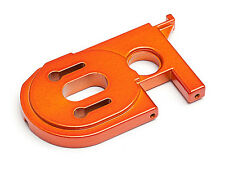 HPI RACING TROPHY TRUGGY FLUX 101674 MOTOR MOUNT TROPHY FLUX SERIES (ORANGE)