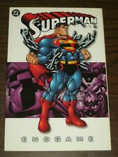 Superman Endgame by Mark Millar DC Comics (Paperback)  1563897016