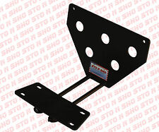2013 Ford Taurus STO-N-SHO Removable Take Off Front License Plate Bracket