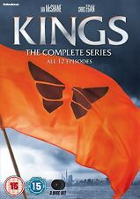 Kings: The Complete Series - DVD NEW & SEALED (3 Discs) - Ian McShane