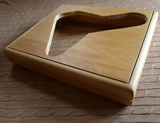Acoustic Research AR The Turntable, Model ES-1, Solid Maple Base